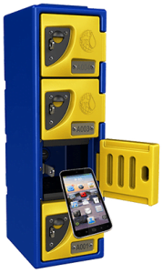 Mobile Phone Locker for schools