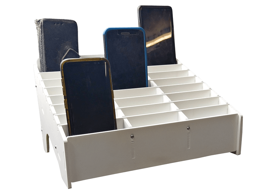 Mobile Phone Storage Box for multiple phone